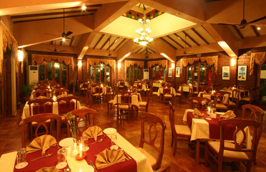 Goan Heritage Beach Resort Goa Restaurant
